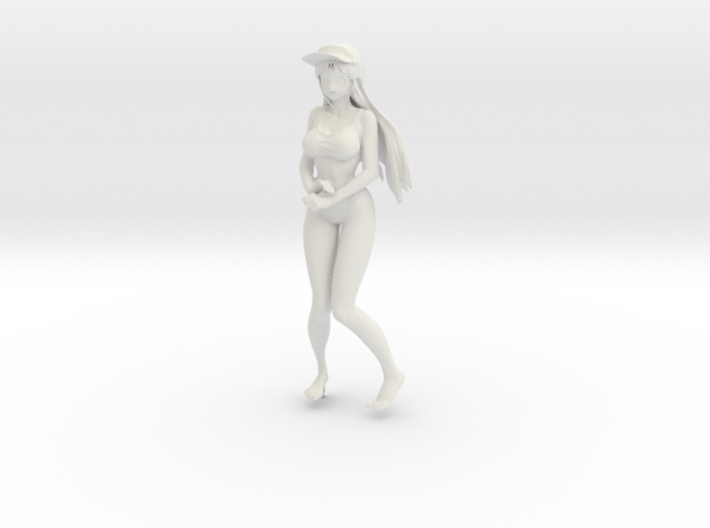 1/10 Swimsuit Asuka Special 3d printed