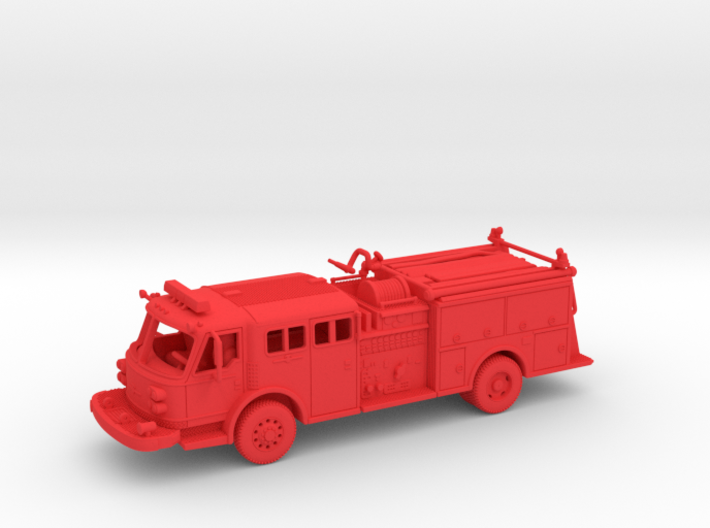 ALF Century 2000 1:64 combined 3d printed