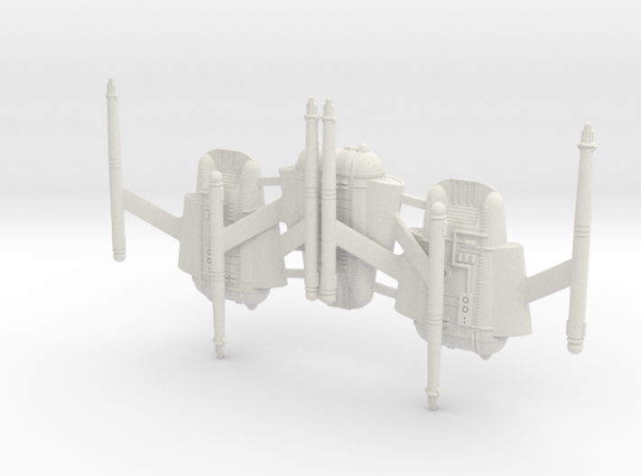 Frontier Minelayer Trio 3d printed