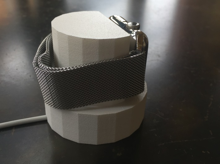 Apple Watch Night Stand 3d printed