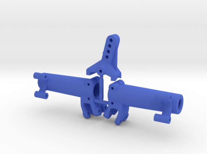 Rear axle AR44 | Kit wider 3d printed
