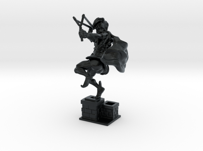 Robin from the Dark Knight 3d printed