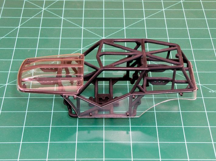 1/20th scale Specter Chassis 3d printed Body panels available from my website.