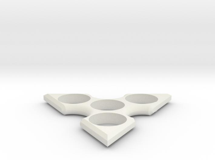 Tri Spinner 3d printed