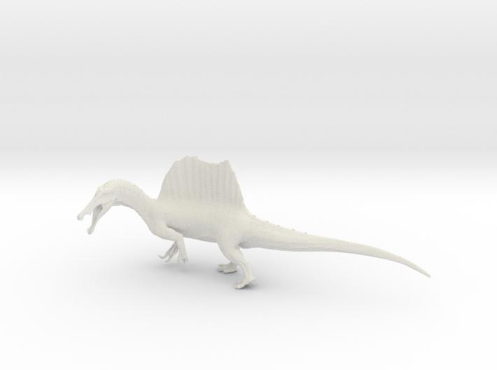 Spinosaurus(71% smaller) for stevedexter 3d printed