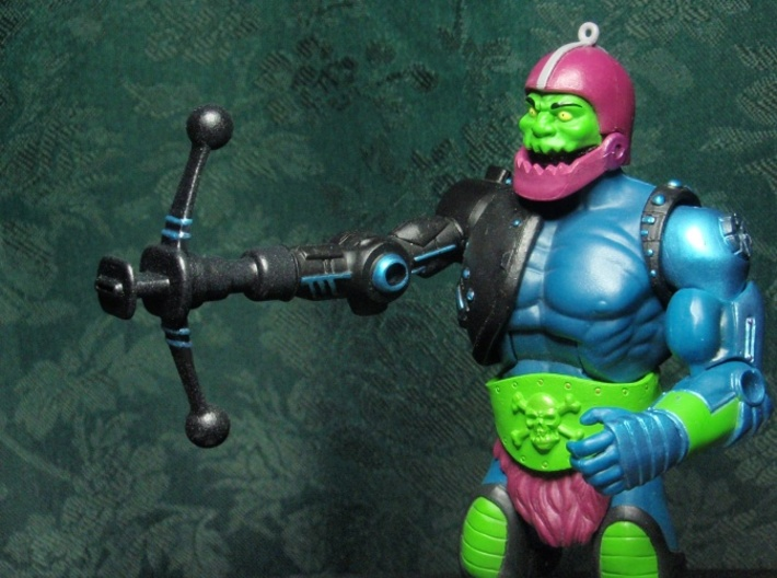 Trap Jaw's Accessories - 6 pack (2014) 3d printed Painted (Action figure not included)