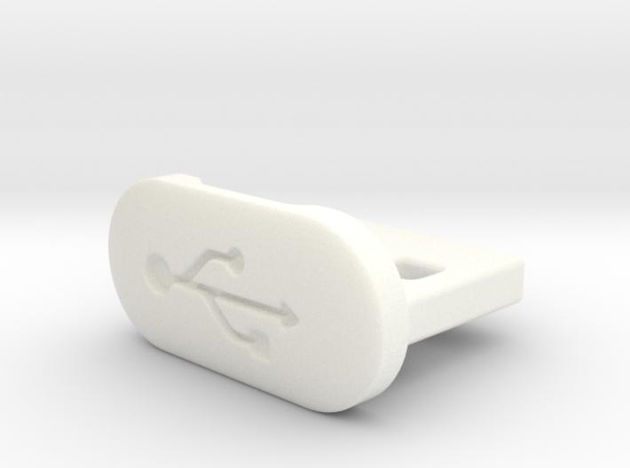 USB Dust Plug Type A 3d printed