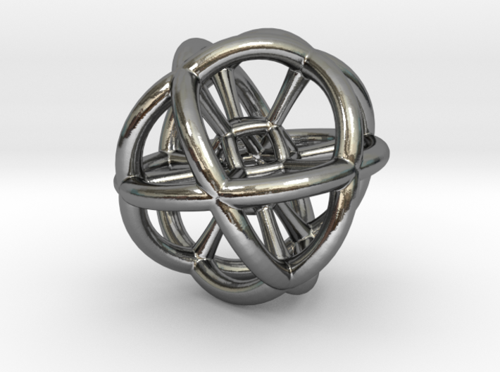 The Sphere 3d printed