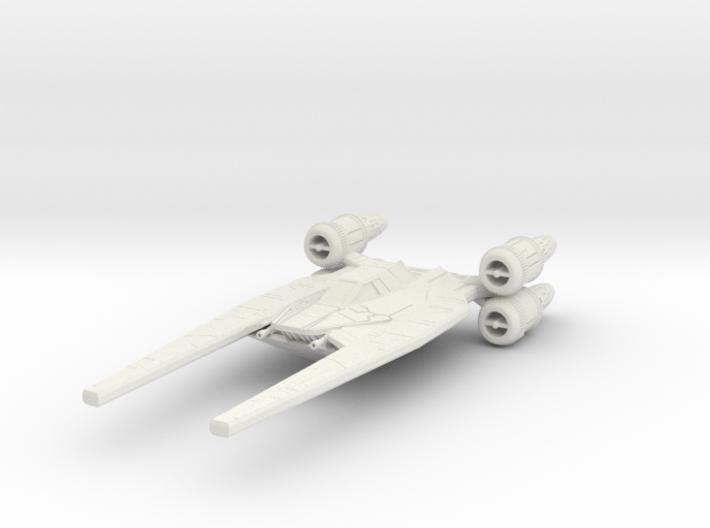 U-Wing 3d printed