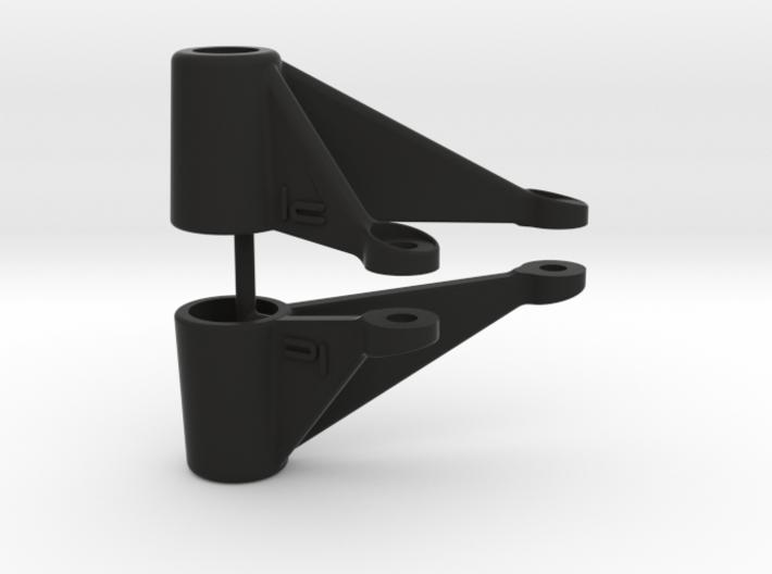 hpi WR8 Front Body Post Reinforcement [kit] v2 Low 3d printed