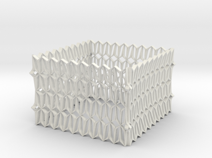 YOUNG Table Structure 555535 Bend 3d printed