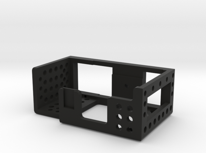 VDesigns Camera Cage Pro for Sony Alpha 5000 3d printed