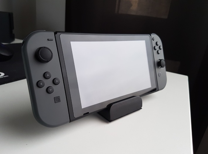 Travel Dock for Nintendo Switch 3d printed