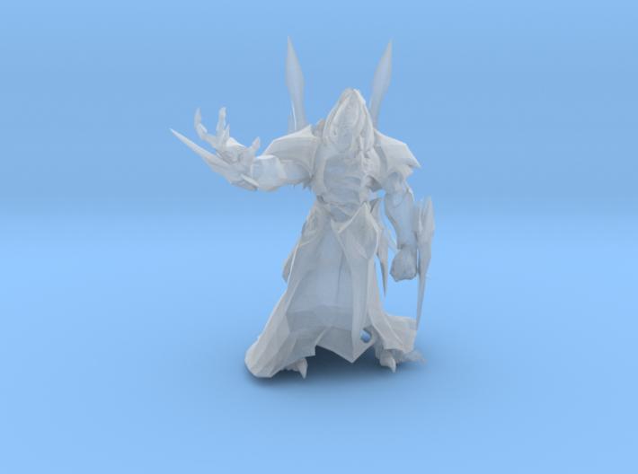 1/60 Hero Alarak Power Pose 3d printed