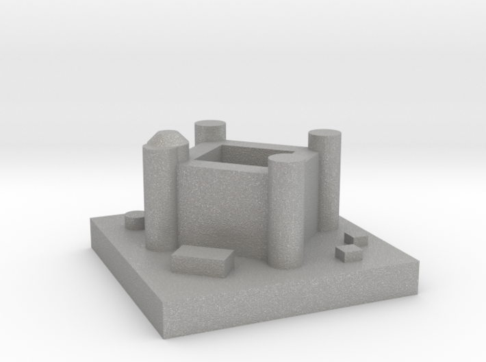 Game of Thrones Risk: Seat of Power Piece 3d printed