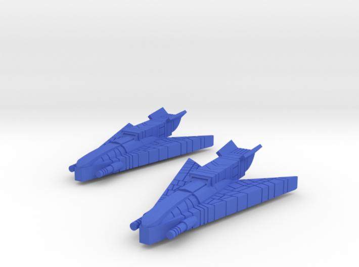 Haydron Corvettes 3d printed
