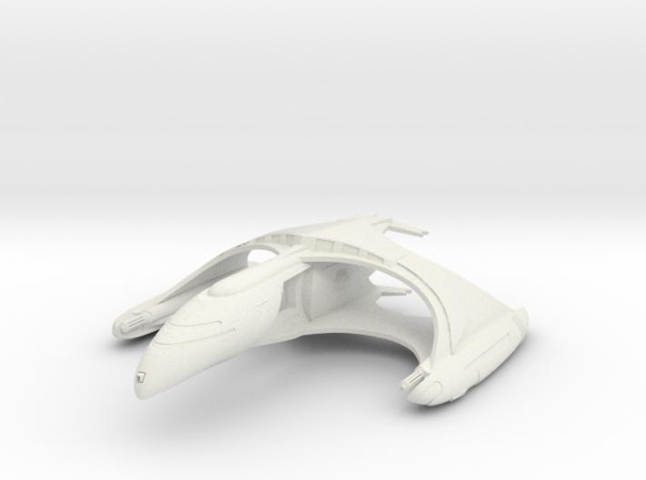Romulan V32 Refit WarBird Destroyer 3d printed