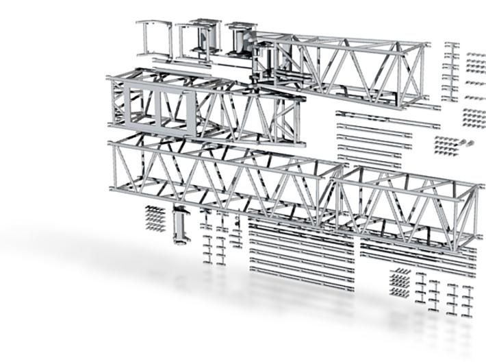 L 1750 14 LR1750 S Mast 42m Ver2 3d printed