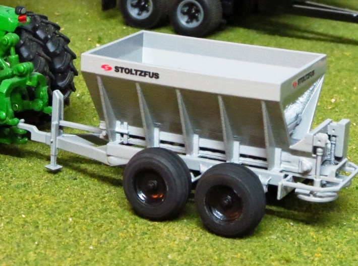 1/64th Stoltzfus WLS-80 Spreader 3d printed