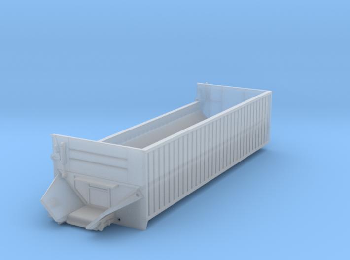 1/64th Spudnik Model 4200 24ft Bulk Box 3d printed
