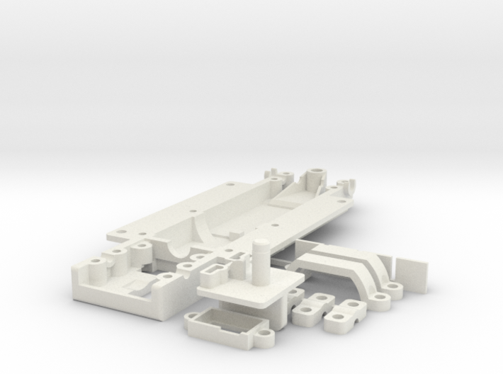 GRC ChevyBelAir SolitudeTom 3d printed