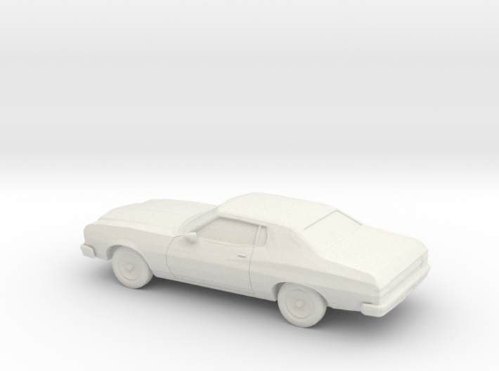 1/64 1974 Ford Torino 3d printed