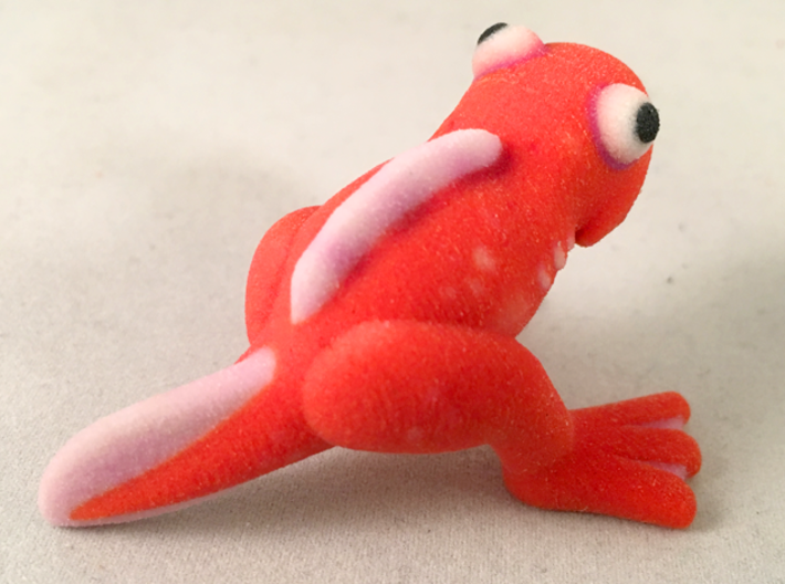 Canvey Island Monster 3d printed