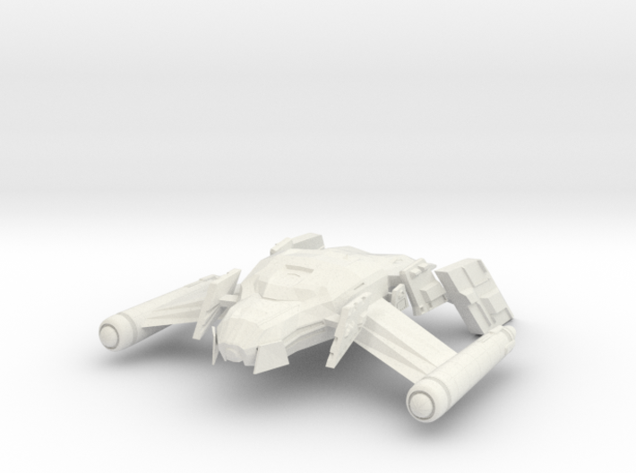 Romulan FireBird  HvyDestroyer 3d printed