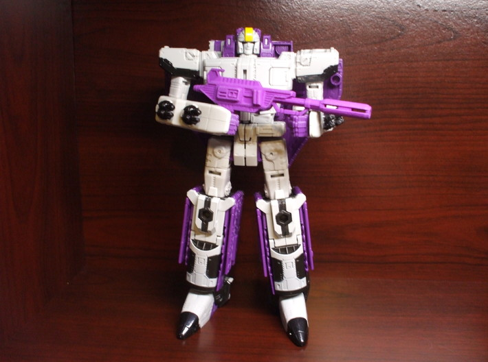 Ionic Displacer Rifle for TR Astrotrain 3d printed