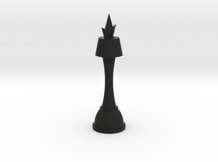 Code Geass King Chess Piece 3d printed