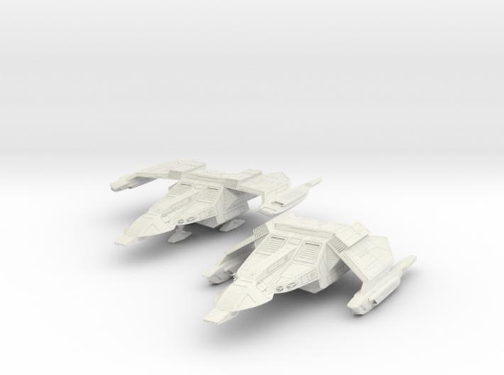 F-17B WindDragon Assault Ship 3d printed