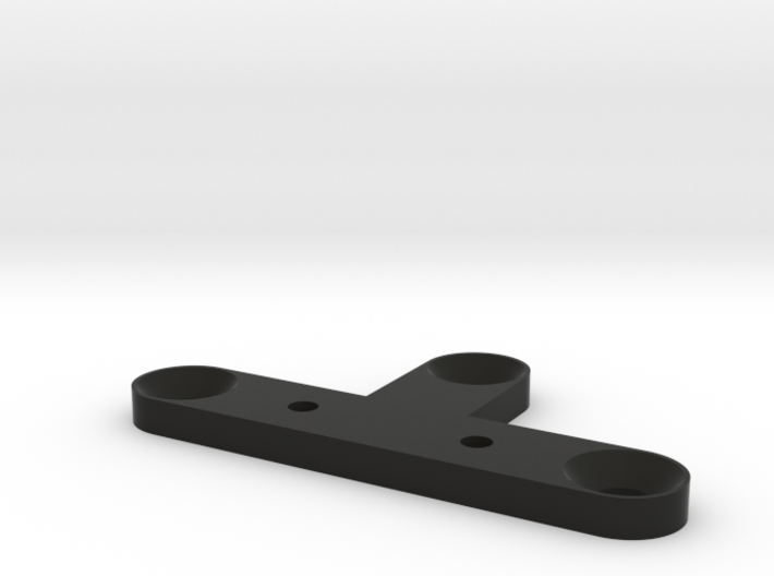 Garmin Varia mount for Topeak racks 3d printed