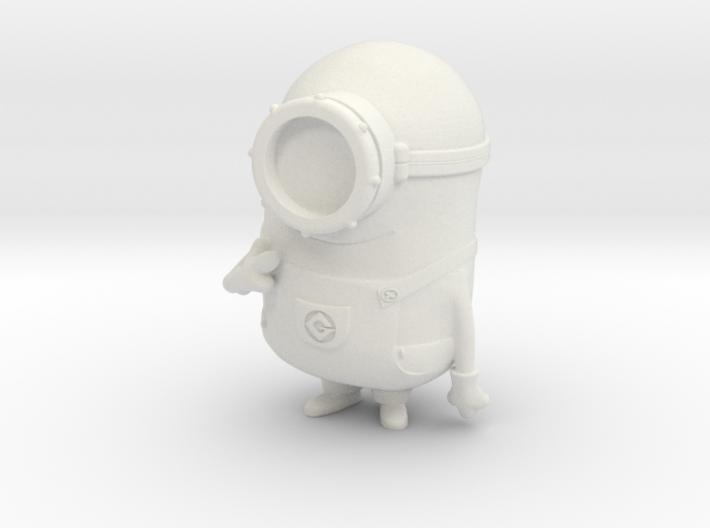 Minions Carl 3d printed