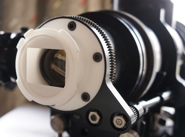 Angenieux 24-240 PL Mount 3d printed