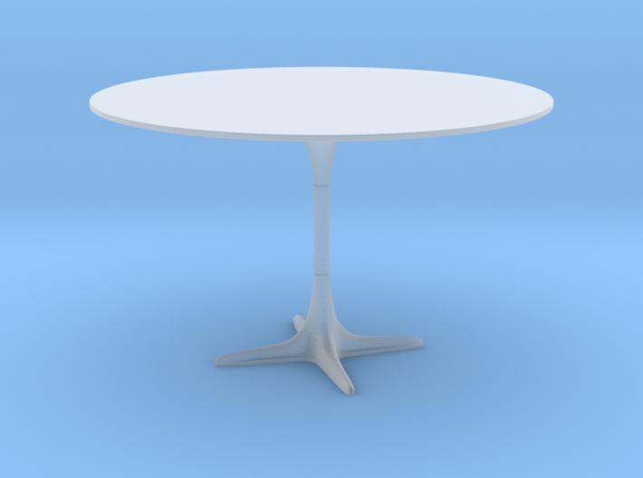 Burke Tulip Style Table w/ Propeller Base 3d printed
