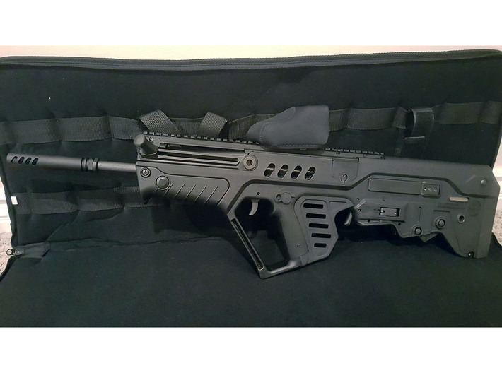 Tavor SAR Shark Fin - Right-handed 3d printed