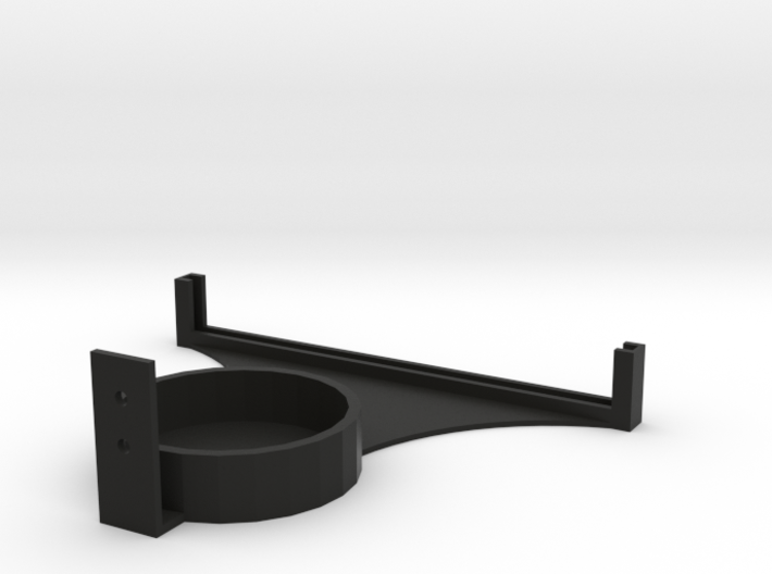Lithostand Wallmount 3d printed