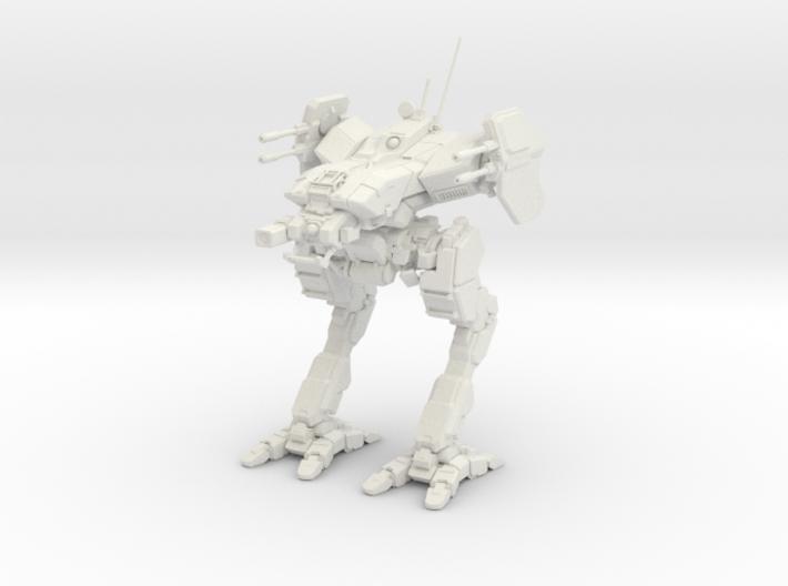 Locust Mech 3d printed
