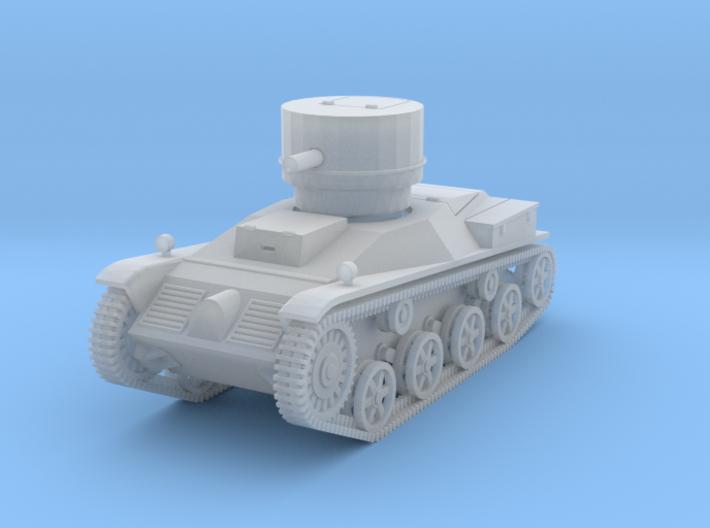 PV172B Rikstanken (1/100) 3d printed