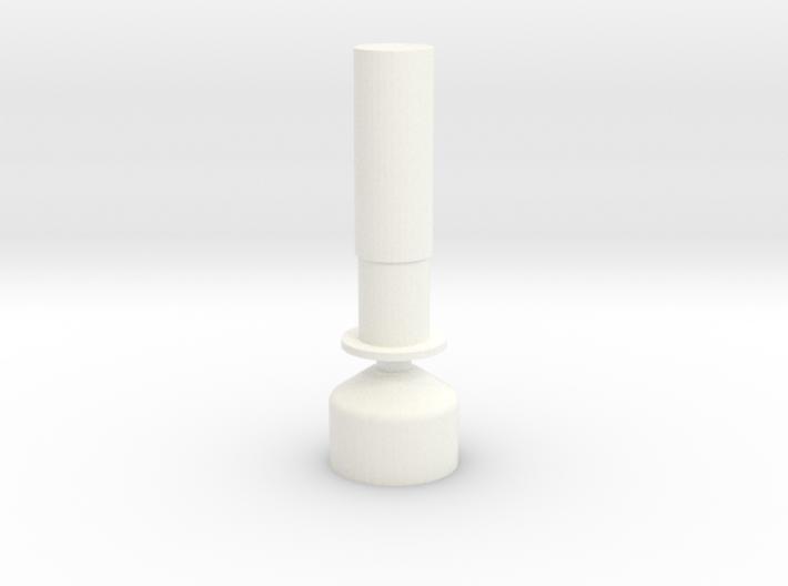 Seaking Tail Boom Transponder 3d printed