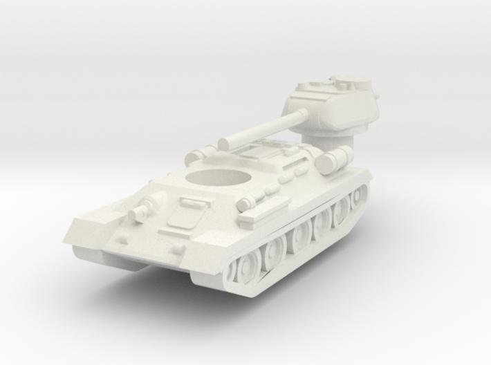 T34-85 1/350 3d printed
