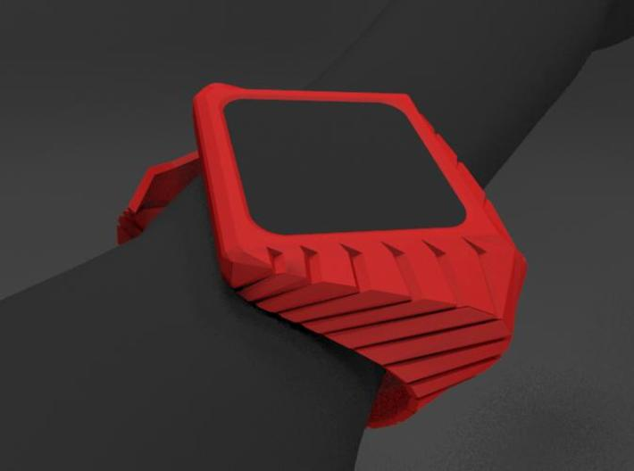 Stripes For iPod Nano 6 (Small) 3d printed