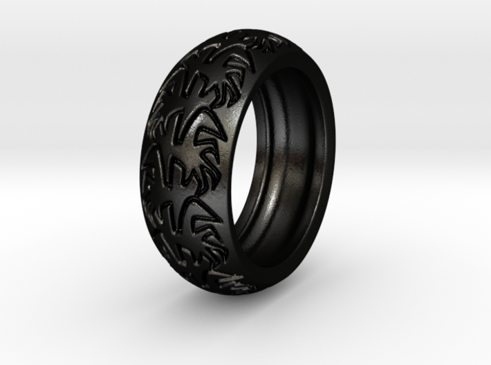 Ray B. - Tire Ring 3d printed