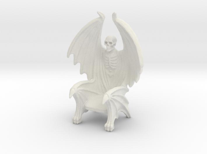 Vampire Throne 1 3d printed