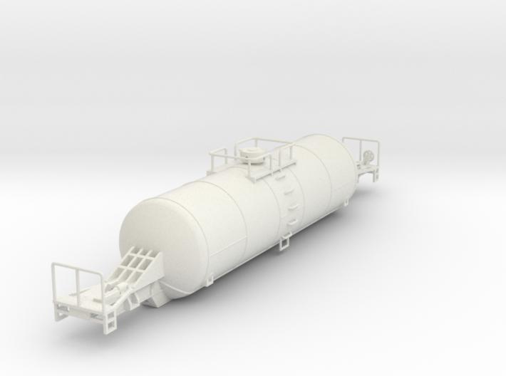Propane - Butane Tank wagon 3d printed
