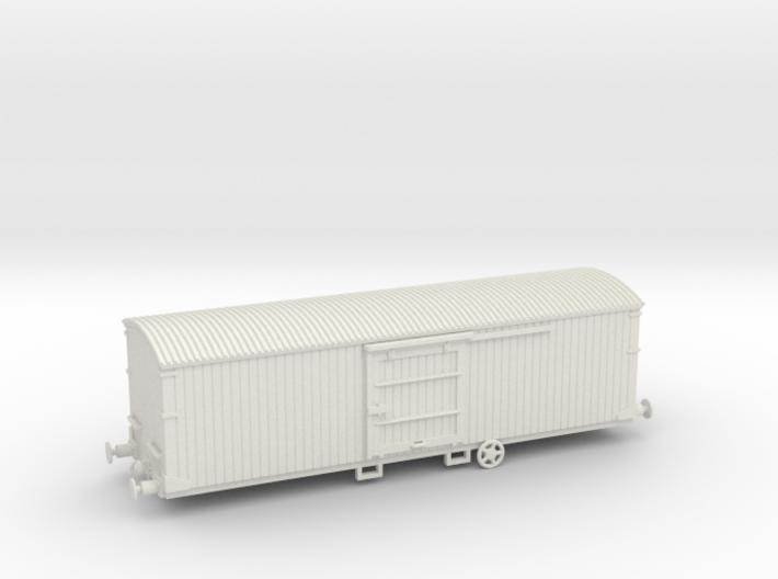 Box car 3d printed