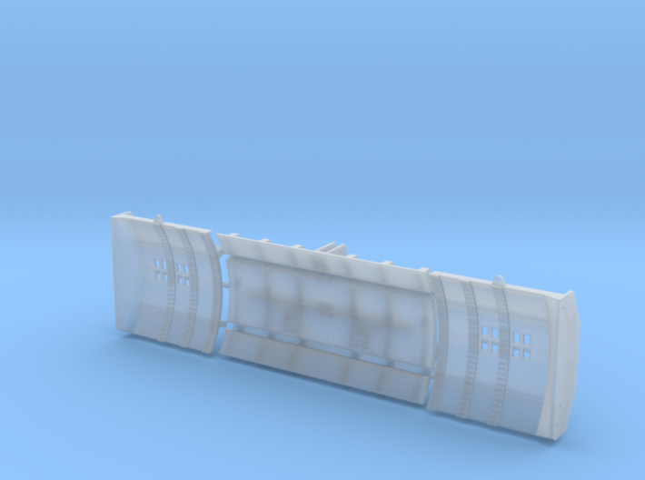 Teleskop Maisschild 3d printed