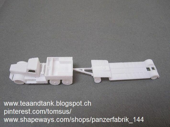 1/144 Sd Anh. 115  German tank transporter 3d printed