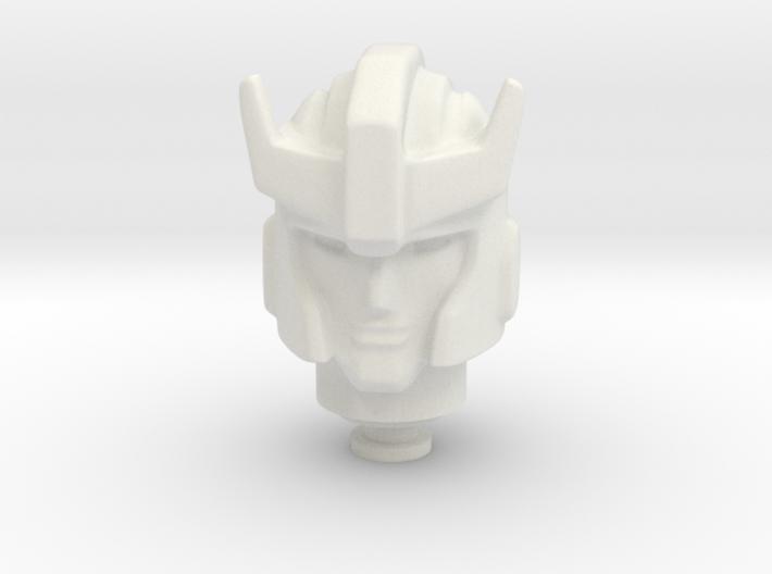 Prowldimus Prime head-23mm-nek-5mm 3d printed