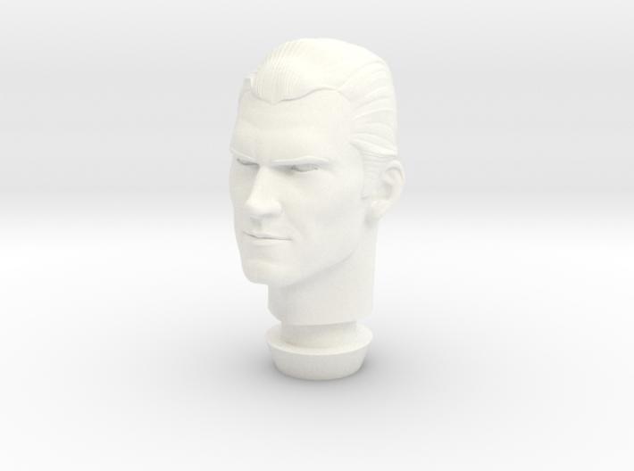 1:9 Scale Cheyenne Head 3d printed